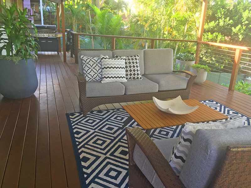 Cushions for outdoor lounge