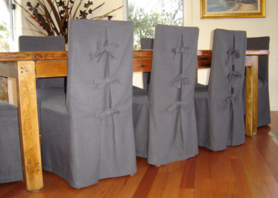 Dining Chair slip covers